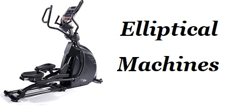 Fitness Equipment - Banner - Elliptical Machines